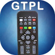 Remote Control For GTPL Set Top Box