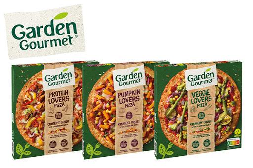 Bild für Cashback-Angebot: Garden Gourmet Pizza