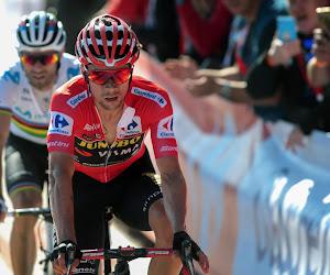 Vuelta: tous les voyants sont au vert pour Roglic, le podium s'éloigne pour Quintana