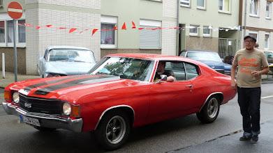 Photo: Chevrolet Chevelle SS