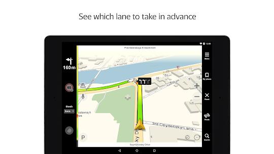 Yandex Navigator MOD APK 7