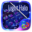 Light Halo Go Launcher Theme icon