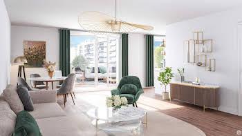 Appartement 5 pièces 121,77 m2