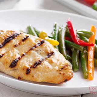 Healthy Grilled Chicken Breast.