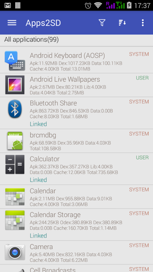 Apps2SD