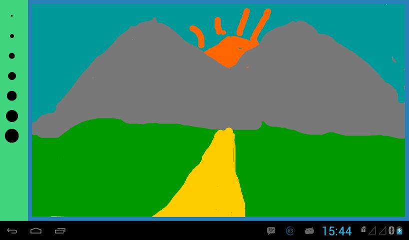android Buku Gambar Screenshot 2