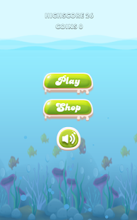 Flappy Fish Jumper - náhled