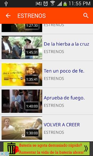 Ver Peliculas Estrenos screenshot 4