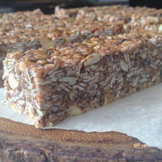 Oatmeal Peanut Butter Breakfast Bars Recipes.
