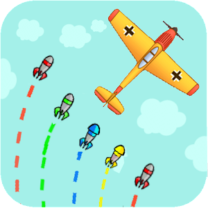 AirRush : Missiles Shooter Multiplayer