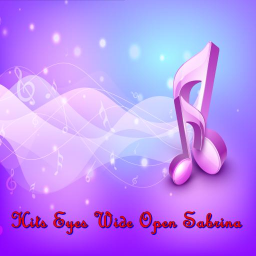 玩音樂App|Hits Eyes Wide Open Sabrina免費|APP試玩
