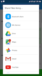 Bluetooth App Sender APK Share- screenshot thumbnail