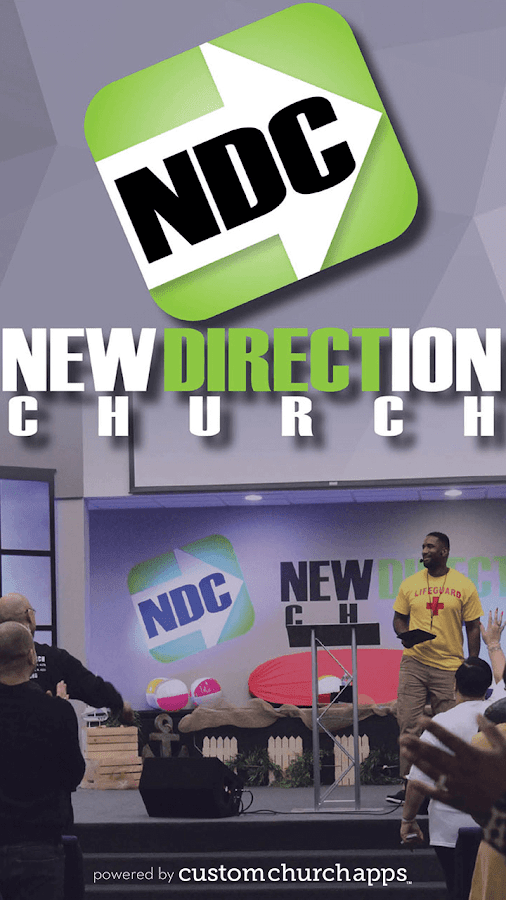 New Direction Church NDC- screenshot