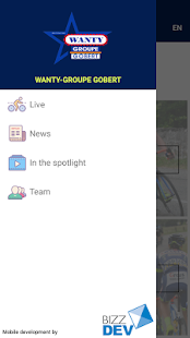 Wanty-Groupe Gobert- screenshot thumbnail
