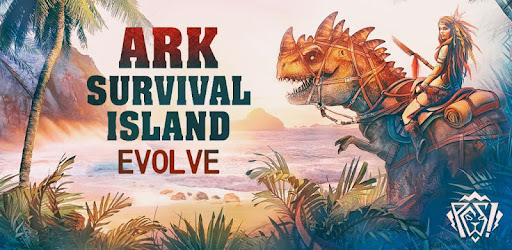 ARK Survival Island Evolve 3D Pro game for Android screenshot