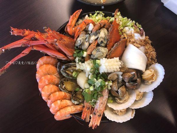 解憂商號-就是要給你滿滿的超澎湃海鮮(美食。宜蘭宜蘭市)
