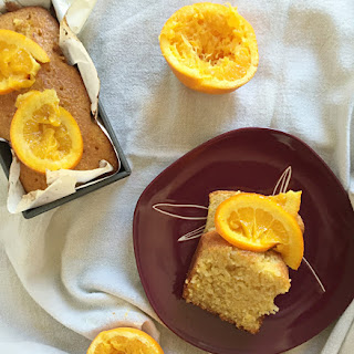 Orange Soaked Cake Recipes