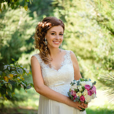Wedding photographer Evgeniya Fomenok (Djymana). Photo of 17.01.2017