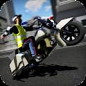 Police Motorbike Simulator icon