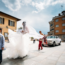 Wedding photographer Paolo Barge (paolobarge). Photo of 06.06.2018