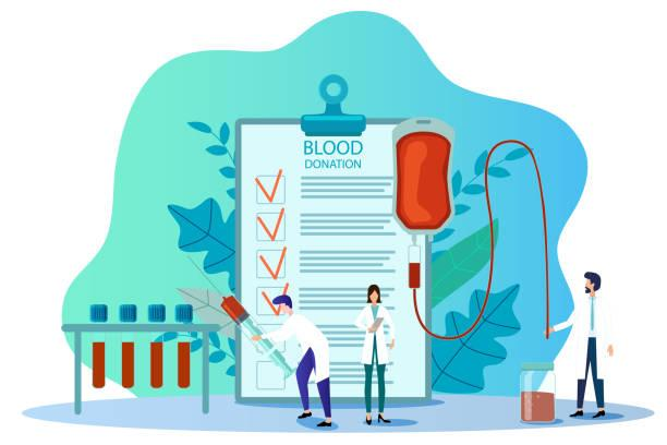 blood donor campaign aims to highlight the importance of increasing the number of voluntary and unpaid blood donors