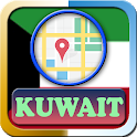 Kuwait Maps And Direction icon