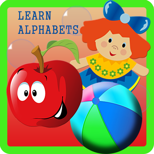 Kids Learning Alphabets (game)