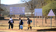 Ramotshere Secondary School  at Dinokana village in Zeerust, where  a  male teacher was stabbed to death in class by a pupil.