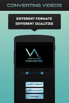 Video To Mp3 Converter - screenshot