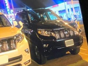 ランドクルーザープラド 150系 のカスタム事例画像 タクシーさんの2020年05月29日22:34の投稿