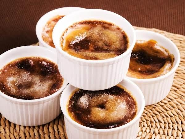Liquorice Crème Brûlée