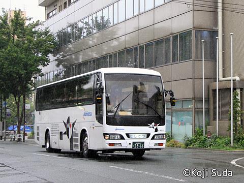 西鉄 4012 櫛田神社付近走行中_02