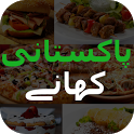 Pakistani Recipes (Video) in Urdu اردو icon