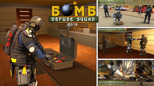 Bomb Disposal Squad 2018 - Anti Terrorism Game 1.0 screenshots 10