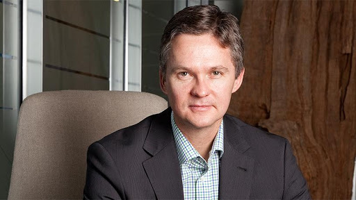 Derek Wilcocks, group CIO of Discovery and Visionary CIO award finalist.