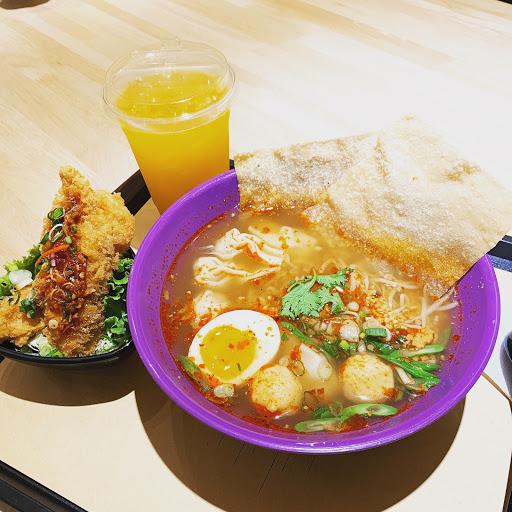 NARA Thai noodle bar 台北京站店