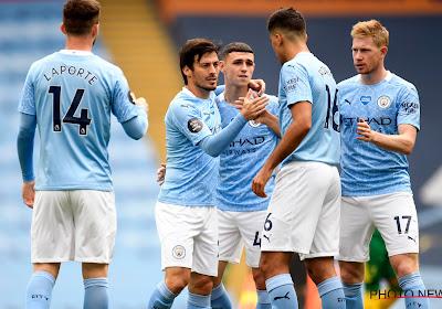 Manchester City : Les adieux de David Silva