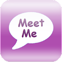 Messenger chat and MeetMe talk icon