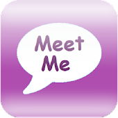 Messenger chat and MeetMe talk