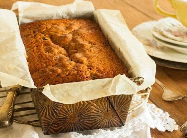 Colonial Washington Cake Recipe