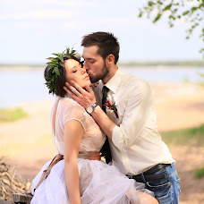 Wedding photographer Natalya Makienko (tysssia). Photo of 01.06.2015