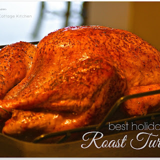 Best Holiday Roast Turkey (with Make-Ahead Instructions!)
