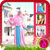 Hijab Syari Fashionable