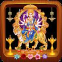 9 Day Navratri Garba Songs Durga Arti Mantra Pooja icon
