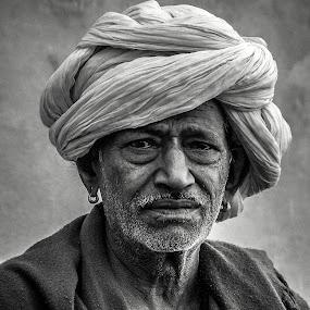 by Savio Joanes - People Portraits of Men ( senior citizen )