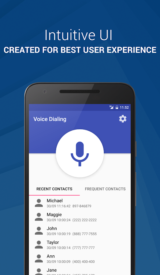 how to use google voice app