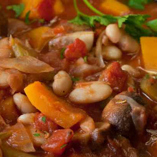 Butternut Squash-White Bean Stew