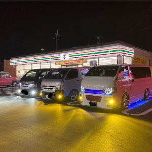 ハイエース KDH200Vのカスタム事例画像 ホピー@鹿児島さんの2021年08月02日11:21の投稿