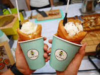 BeeFree韓國蜂巢冰淇淋