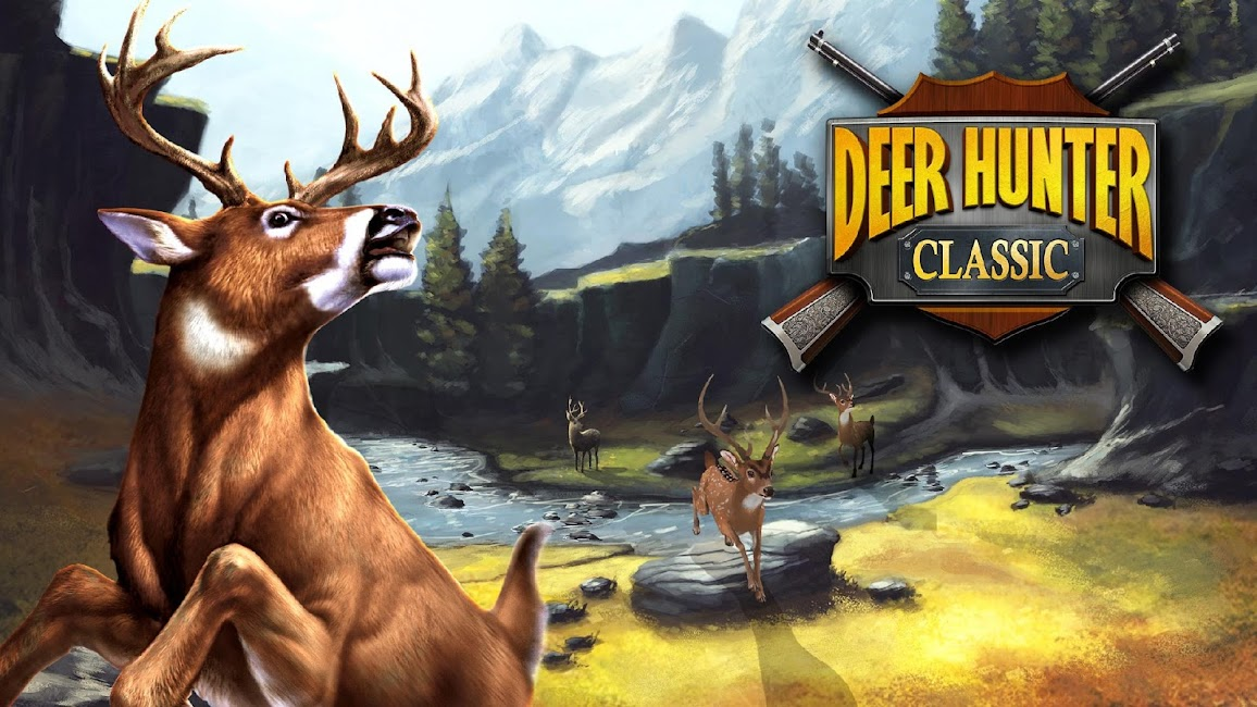 #19. DEER HUNTER CLASSIC (Android)